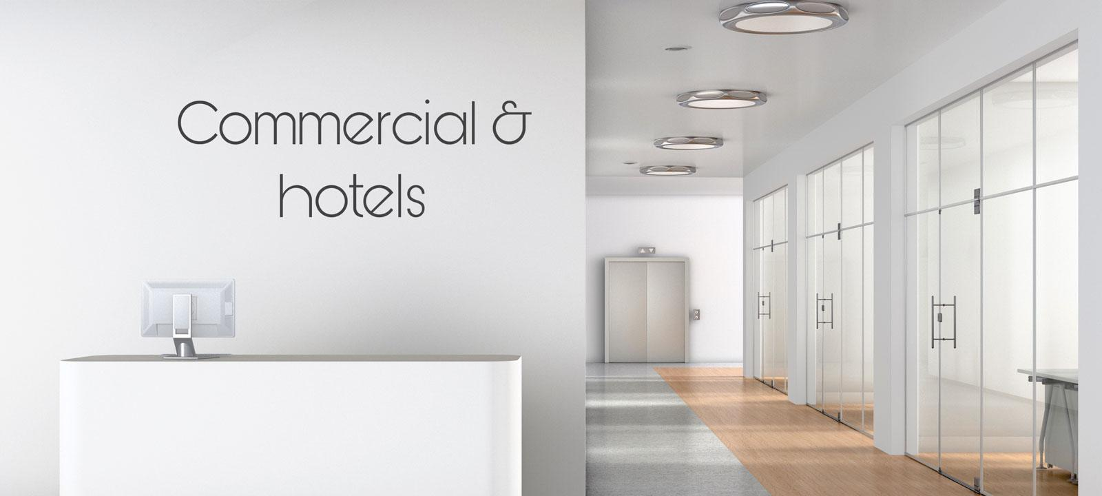 Commercial & Hotels